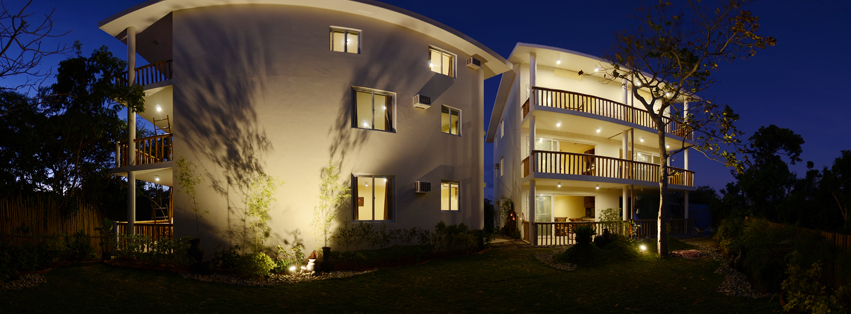 The full view of Boracay Amor Apartment